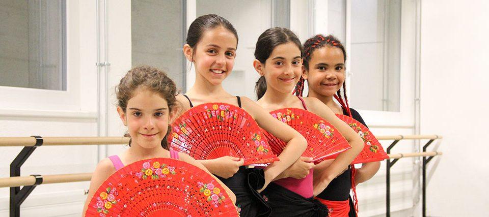 Spanischer Tanz